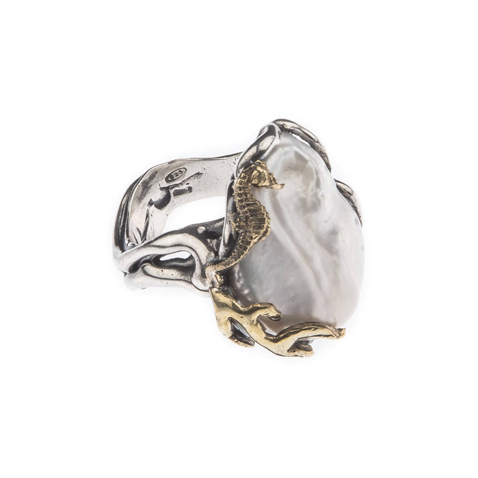 Enfasi Gioielli | perla | unico P